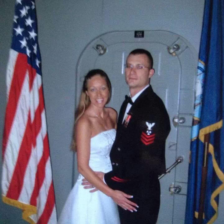 Cathryn McGill and her husband Adam McGill. Cathryn McGill, 31, was a passenger in a vehicle being driven by her husband Adam McGill, 35, when their vehicle was swept off the roadway in flood waters on highway 257 near the Pike County and Daviess County line. An autopsy on a body found Friday identified her as McGill. She died of drowning.