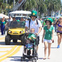 Delray Beach St. Patrick's Day Parade Pictures