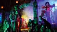 Knott's Berry Farm unveils Halloween Haunt 2011 mazes and scare zones
