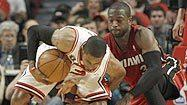 Eastern Conference finals: Bulls vs. Heat