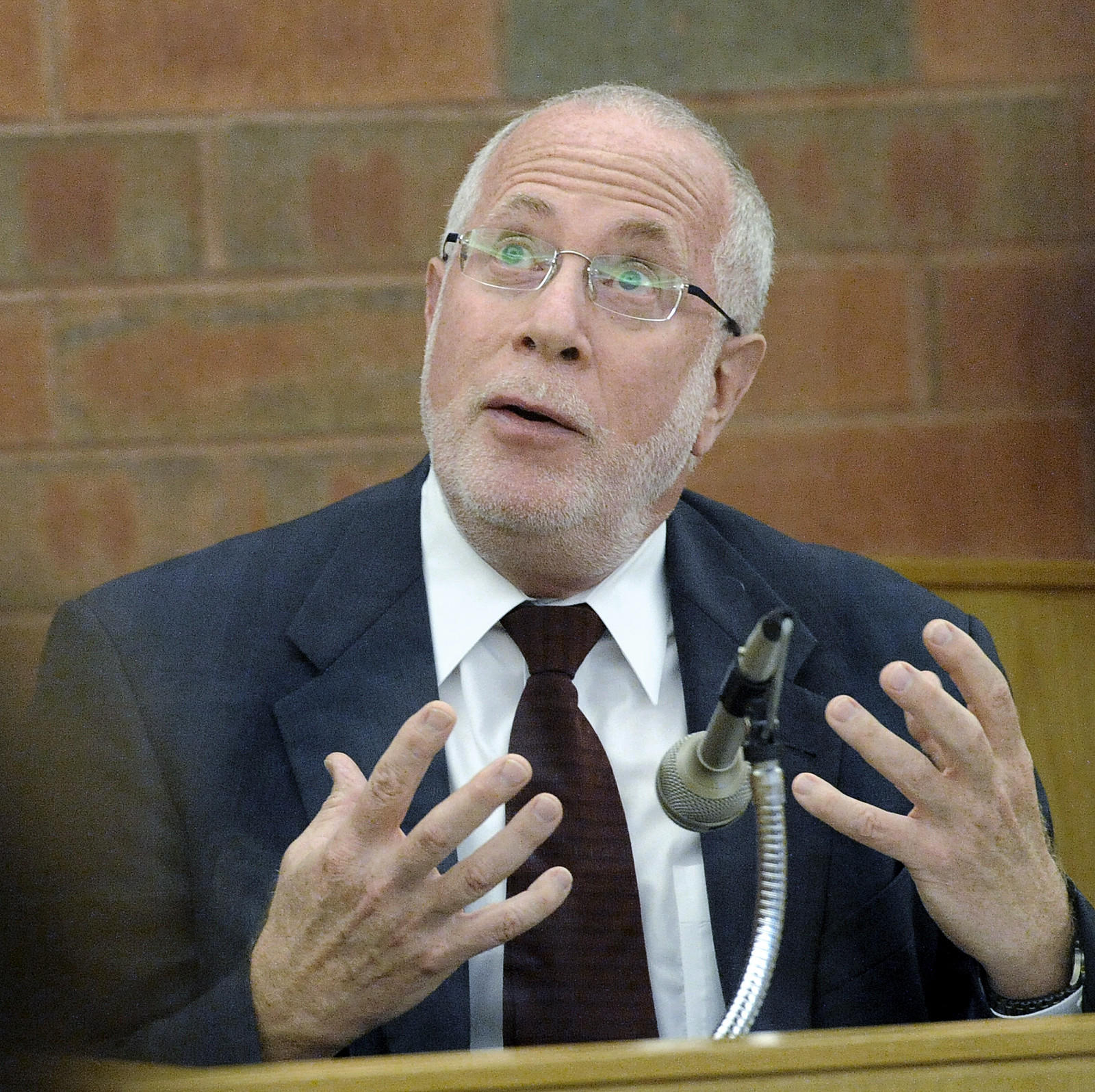Dr. Harold I Schwartz, who is psychiatrist-in-chief at The Institute of Living and vice president of Behavioral Health at Hartford Hospital, is a member of Gov. Dannel P. Malloy's Sandy Hook Advisory Commission.