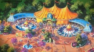 More Fantasyland plans showed during D23 event