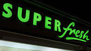 Superfresh closings could spell up to 1,500 layoffs