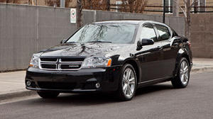 Car review: 2011 Dodge Avenger
