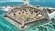 By air, getting to the Dry Tortugas is half the fun