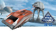 Star Tours 2.0  journey started 14 years ago at Skywalker Ran