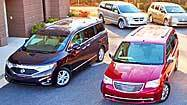 Parents choose best minivan