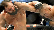 <b>UFC 171: </b>Hendricks tops Lawler by unanimous decision