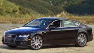 2012 Audi A7 has power, tech and a style that draws double takes