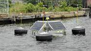 Gadget aims to breathe life into Baltimore's harbor dead zone
