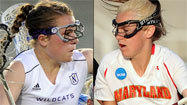 Dominance of Maryland, Northwestern in women's lacrosse continues