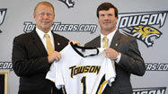 Nadelen could be Towson lacrosse program's 'Captain America'