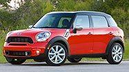 The 2011 Mini Cooper S Countryman