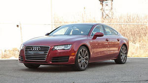Car review: 2012 Audi A7