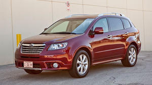 Car review: 2011 Subaru Tribeca