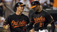 Markakis busts out of slump in Orioles' 7-0 win