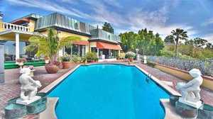 Zsa Zsa Gabor's Bel-Air home is for sale