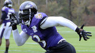 In town for Ed Block awards, Jameel McClain reflects on time with Ravens