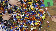 Lego Fun at the Towson Library [Pictures]