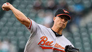 Guthrie will start for Orioles Tuesday vs. Pirates