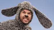 Dog days for Jason Gann in 'Wilfred'