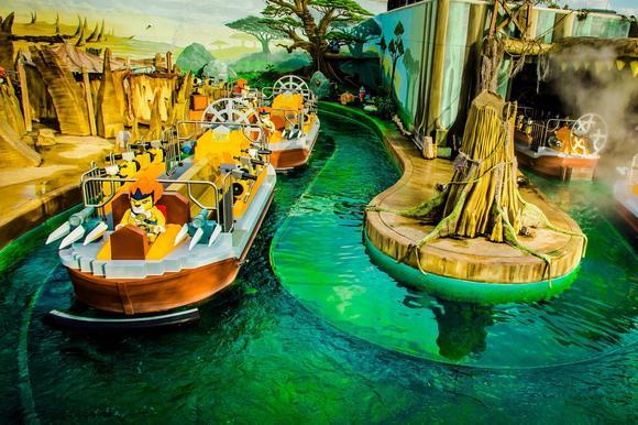LEGOLAND Florida Quest for Chi