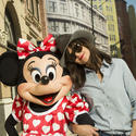 Katie Holmes at Disney's Hollywood Studios