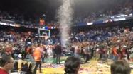 Virginia celebrates ACC basketball championship