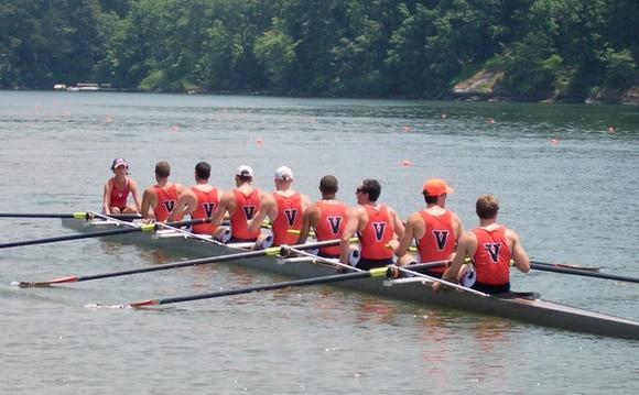 UVA rowing