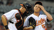 Britton's rough stretch continues in Orioles' loss