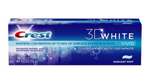 Are whitening toothpastes a bright idea?
