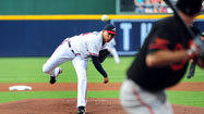 Orioles one-hit by Braves' Jurrjens in 4-0 loss