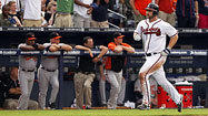 Orioles can't get out of own way, lose to Braves, 5-4