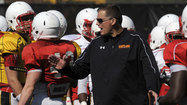 Maryland offensive guard Lewis dismissed from team