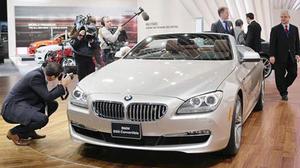 2012 BMW 650i convertible: Muscular yet flexible