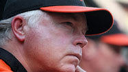 Showalter gives angry speech to Orioles