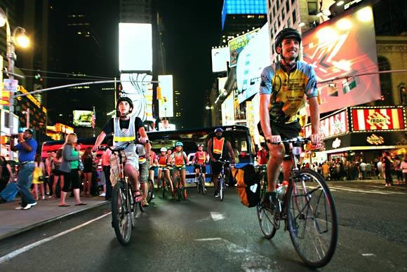 Bike the Big Apple