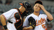 Orioles demote Zach Britton to Double-A Bowie