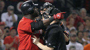 Notebook: Ortiz apologizes for role in Friday's scuffle