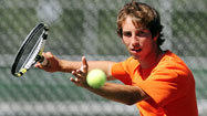 Former McDonogh tennis star Sidney set to bring his passion to Cornell