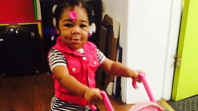 Police investigating whether body is that of missing toddler