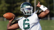 There is football talent on the Peninsula this fall, just not top level