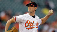 Matusz's Triple-A outing pleases Showalter, Adair