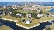 Transfer of Fort Monroe to state slips to 2012