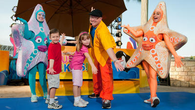 SeaWorld Orlando: Just for Kids events start Saturday