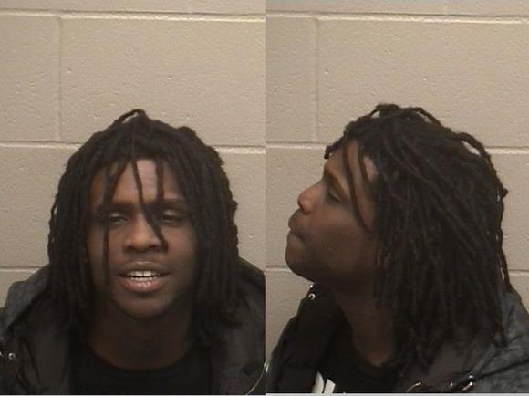Chief Keef mugshot
