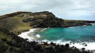 Offbeat Traveler: Green sands of Papakolea Beach in Hawaii