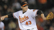 Pitcher Jim Johnson is Orioles' renaissance man