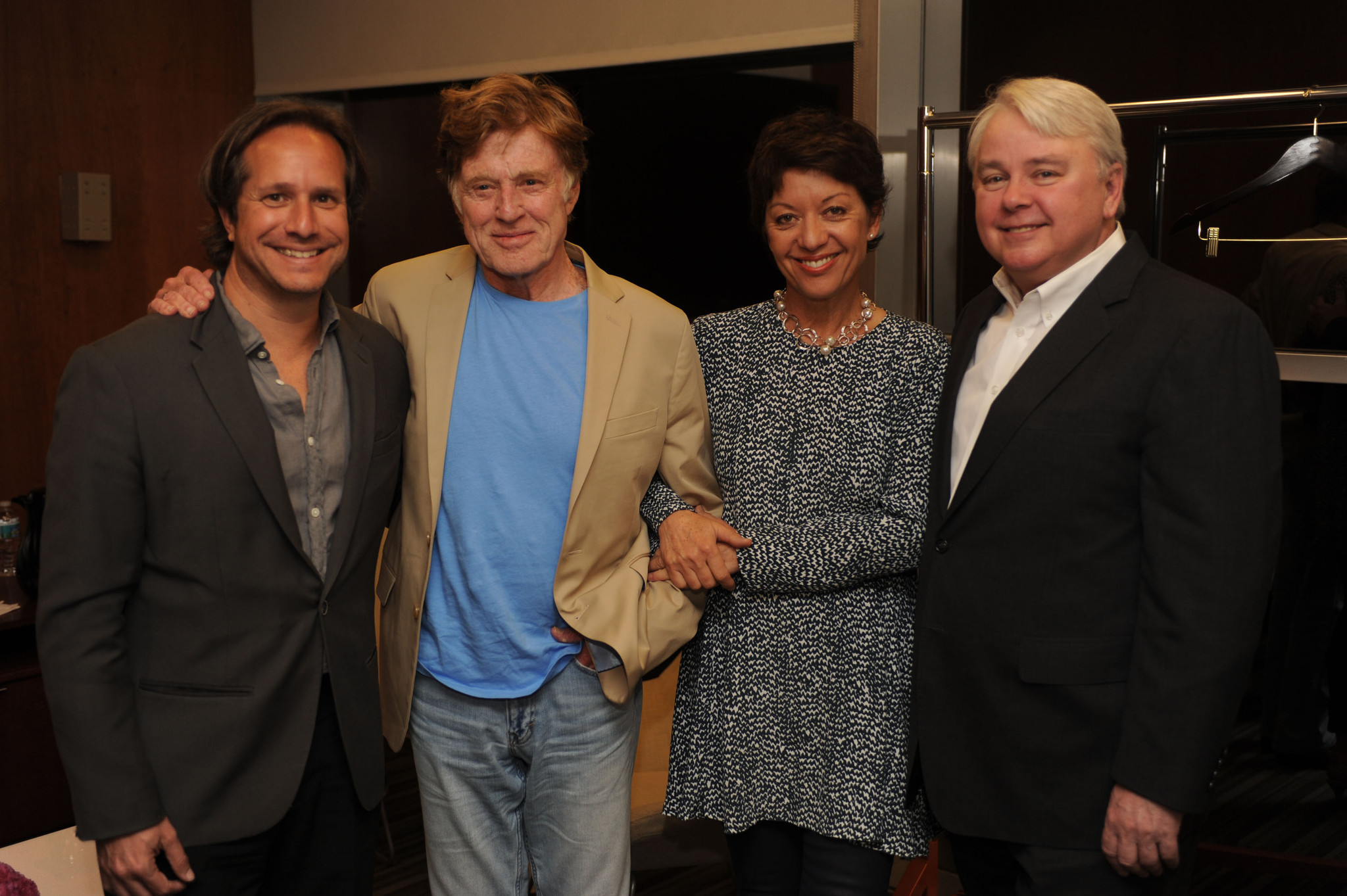 Celeb-spotting around South Florida - Robert Redford