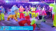 Tatyana McFadden shows break dancing at Sochi Paralympic games [Video]